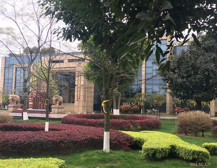成都温江大朗陵园